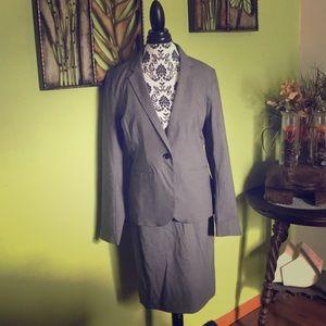 NWT Apt 9 Torie Blazer & Skirt Suit